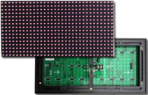 32x16 LED Dot Matrix Panel