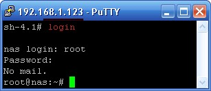 PuTTY Verify Password
