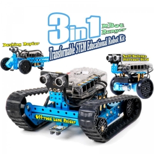 Makeblock 3-in-1 mBot Ranger Robot Kit