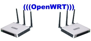 OpenWRT in Client Mode