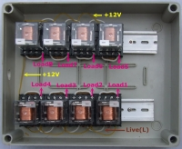 8 Channel Relay Box