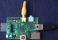 My First Raspberry Pi