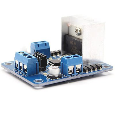 L298N Motor Driver Controller Board