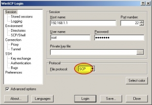 Integrating PuTTY in WinSCP